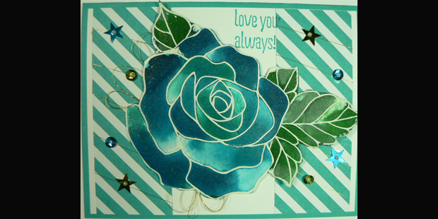 Floating Re-Inkers  NC Demo Blog Hop!