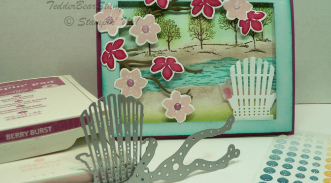 Sneak Peek of Stampin' Up! NEW stamps!