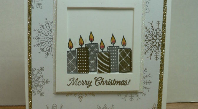 Card #6 – Christmas Cards