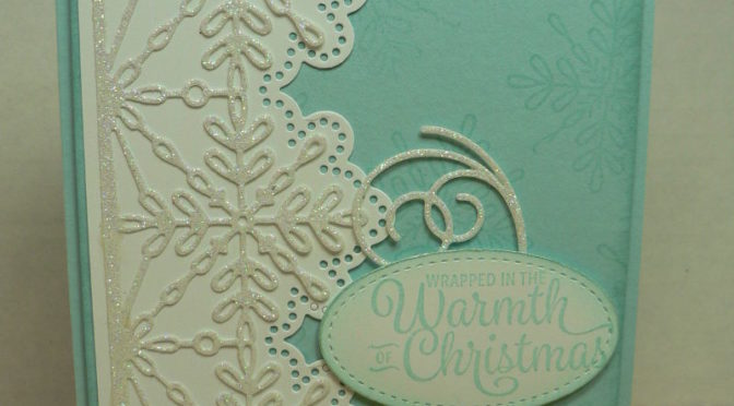 Card #1- Christmas Cards!