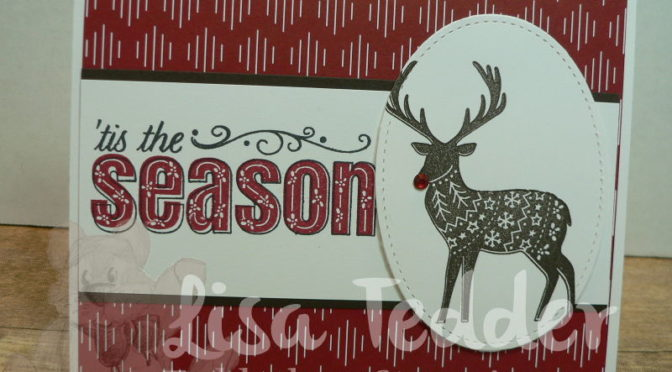 Card #5 – Christmas Cards
