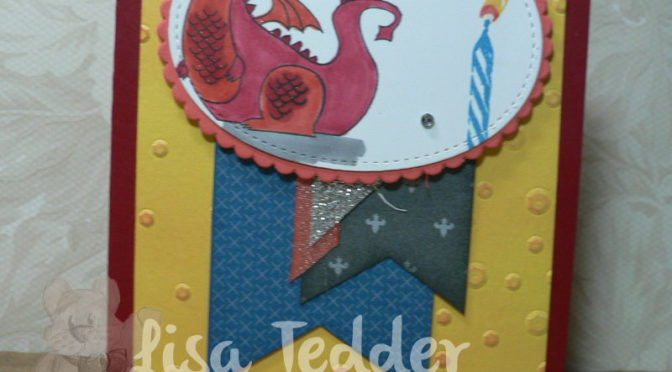 Another Fun Swap using the Magical Day Stamp set from Stampin' Up!