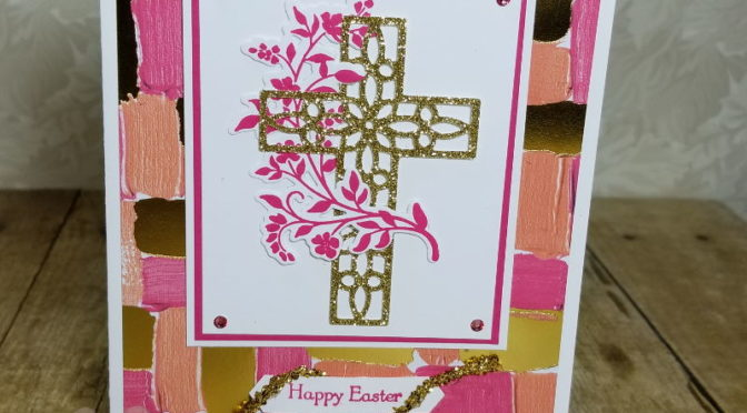 Hold on to Hope Easter Card