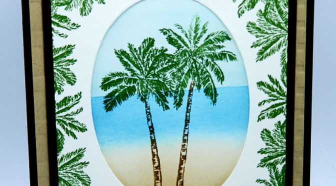 Who doesn't love a Palm Tree!?