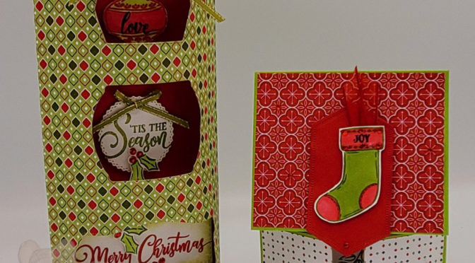 Christmas Mini Stamp Class!